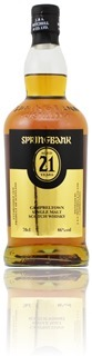 Springbank 21 Years (2013 edition)