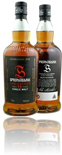 Springbank Jazz Edition