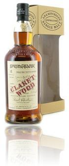 Springbank Claret Wood