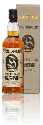 Springbank 21yo