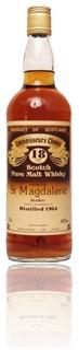 St Magdalene 1964 18yo G&M CC
