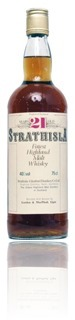Strathisla 21 years - G&M