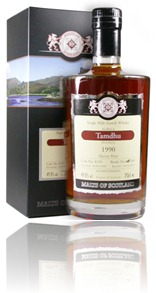 Tamdhu 1990 - Malts of Scotland