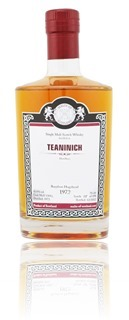 Teaninich 1973 Malts of Scotland
