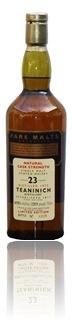 Teaninich 23y 1972 Rare Malts