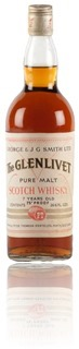 The Glenlivet 7 Years Old - Peter Thomson - 75° proof