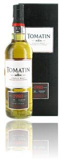 Tomatin 1980 single cask 994