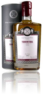Tomintoul 1967 Malts of Scotland