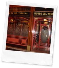 Museo del Whisky - San Sebastian
