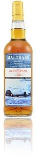 Glen Grant 1972/2012 Maltbarn
