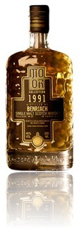 BenRiach 1991 Mo Òr Collection