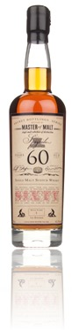 Master of Malt - 60 Year Old Speyside