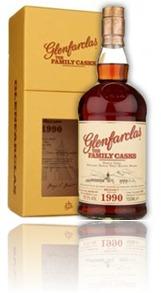 Glenfarclas Family Cask 1990
