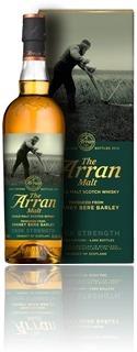 Arran Bere Barley - Orkney - Cask Strength 2014