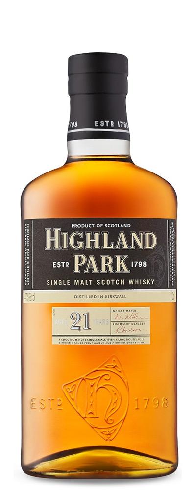 Highland Park 21 Years