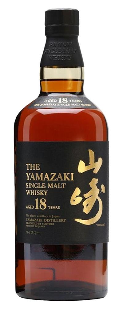 Yamazaki 18 Years