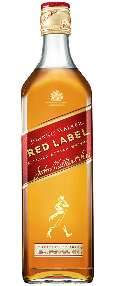 Johnnie Walker Red Label vs. Johnnie Walker Black Label