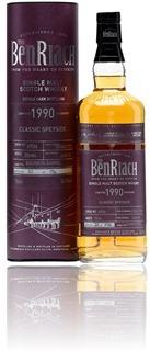 BenRiach 1990 single cask #4936