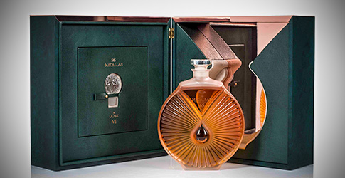 Macallan 65 Year Old in Lalique
