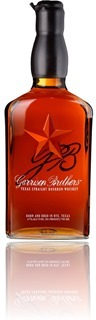 Garrison Brothers Texas Straight Bourbon 2015