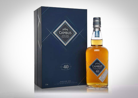 Cambus 40 Year Old - Special Release