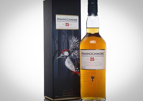 Mannochmore 25 Year Old - Special Release