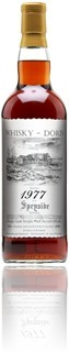 Speyside region 1977 - Whisky-Doris