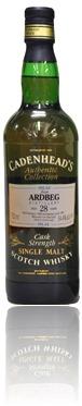 Ardbeg 1965 28yo - Cadenhead
