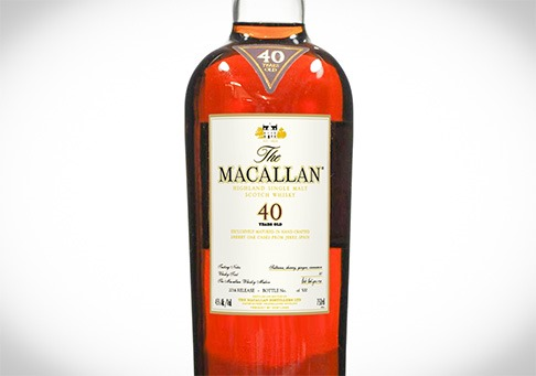 The Macallan 40 Years