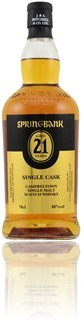 Springbank 21 Years (The Nectar - Belgium)