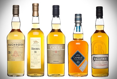 Diageo Special Releases 2016 - part 1