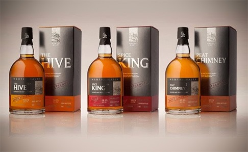 Wemyss Batch Strength - The Hive / Spice King / Peat Chimney