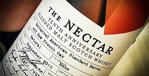 Compass Box The Nectar Tenth Anniversary
