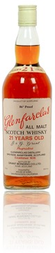 Glenfarclas 21 Years - Grant Bonding - House of Sobel