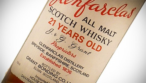Glenfarclas 21 Years - House of Sobel