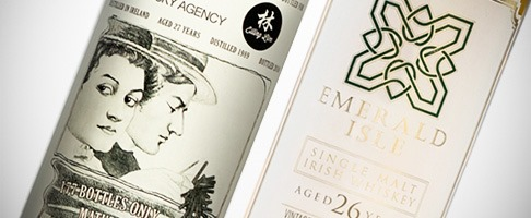 Irish whiskey 1989 (TWA / Eiling Lim vs. Emerald Isle)