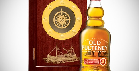 Old Pulteney 35 Years