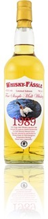 Irish malt 1989 - Whisky-Fässle