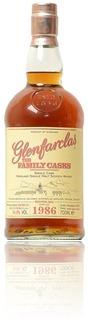 Glenfarclas 1986 Family Casks #4334
