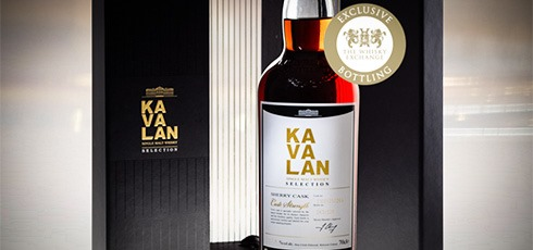 Kavalan Selection Sherry - TWE Exclusive
