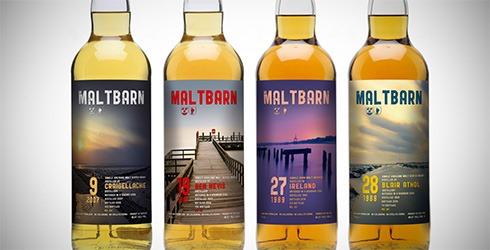 Maltbarn whisky bottlings