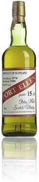 Port Ellen 15 years 1974 Sestante