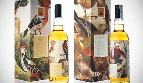 Antique Lions of Whisky - The Birds