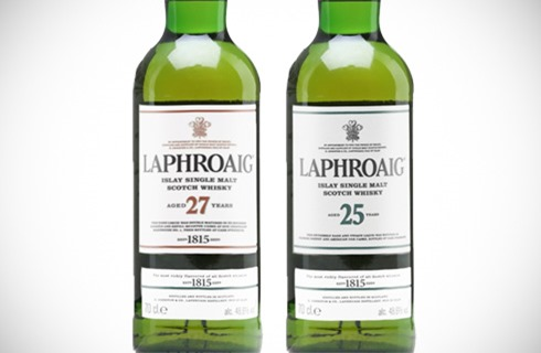 Laphroaig 25 Years // Laphroaig 27 Years