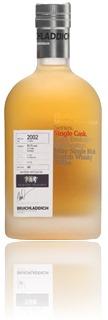 Bruichladdich 2002 - Micro Proveance for TWE