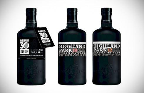 Highland Park new bottle / label style