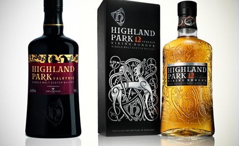 Highland Park Valkyrie / Highland Park 12 Years Viking Pride