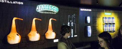 Jameson Bow St Experience