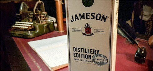Jameson Distillery Edition