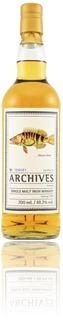 Ireland 1989 - Archives Fishes of Samoa